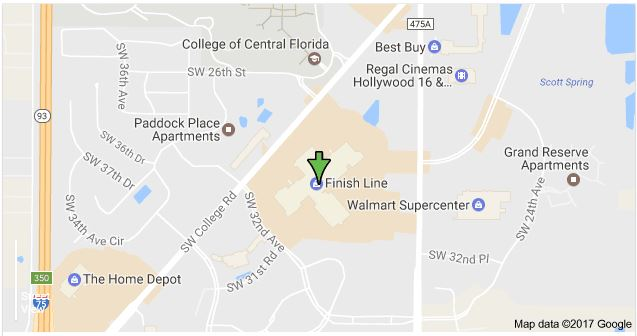Paddock Mall,Ocala